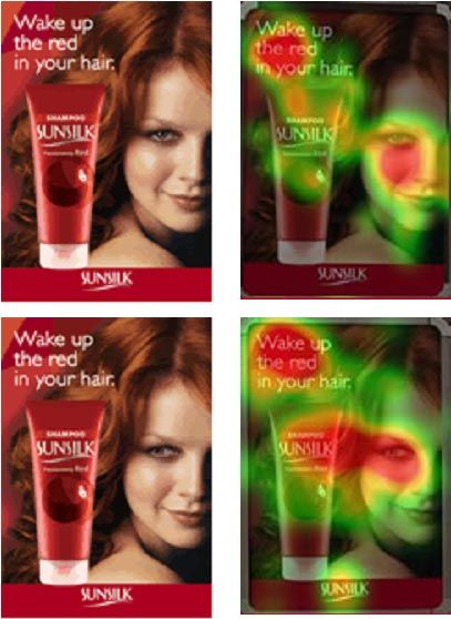 Sunsilk eyetracking