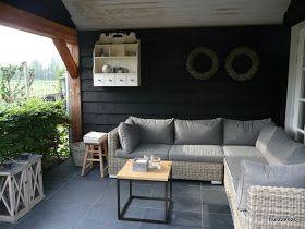 Inspiratie voor ons toekomstige afdak tuinen pinterest verandas tuin and backyard decorations - Veranda decoratie ...