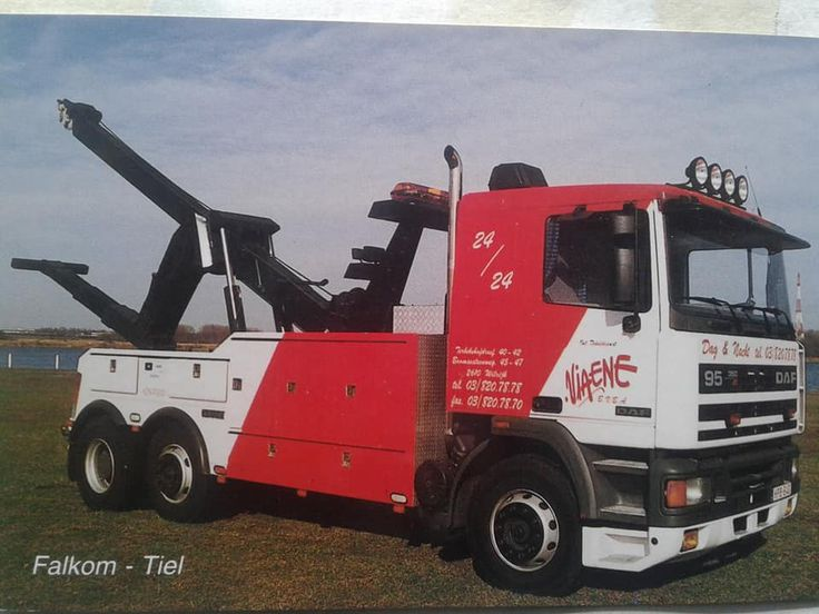 DAF 95 - TOW