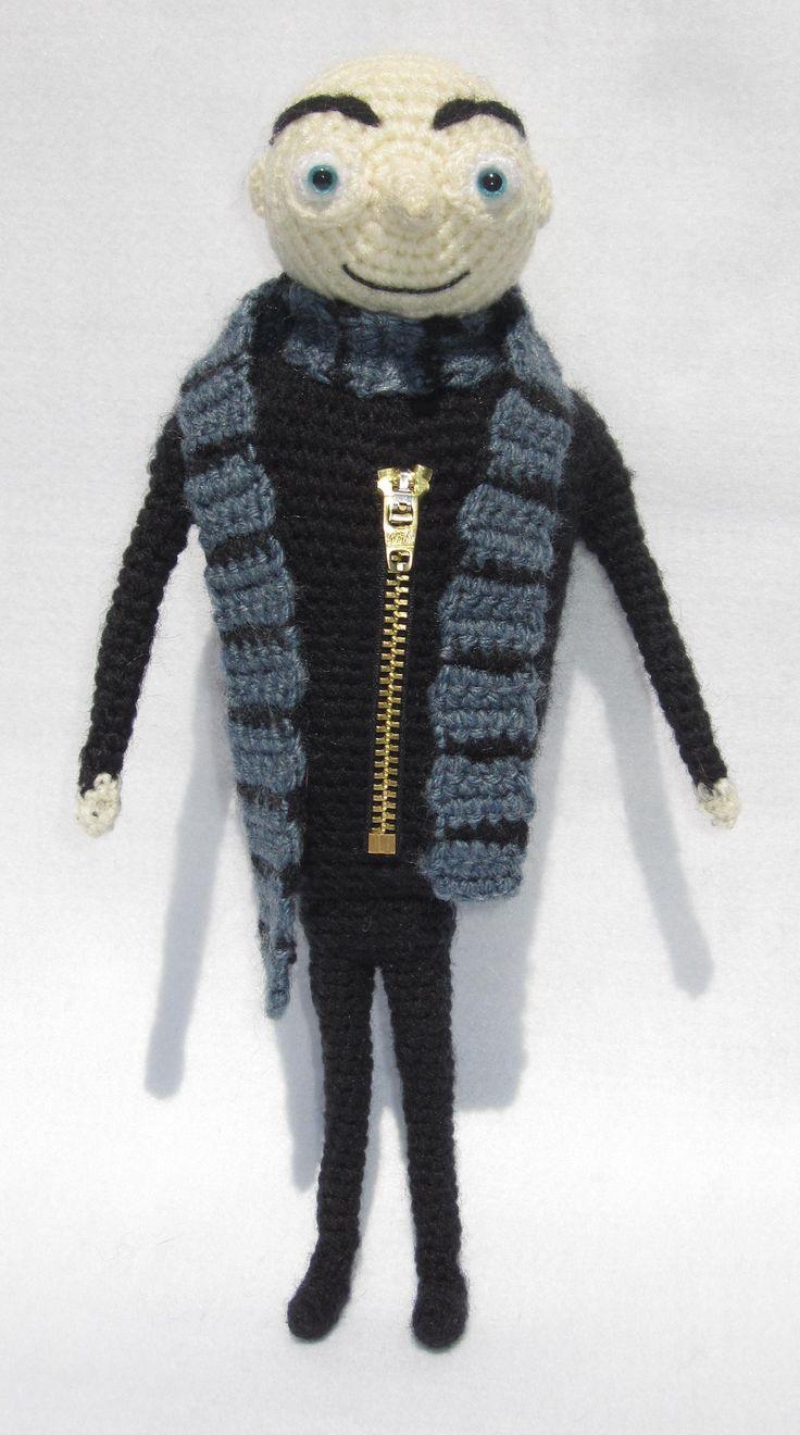 Crochet Gru