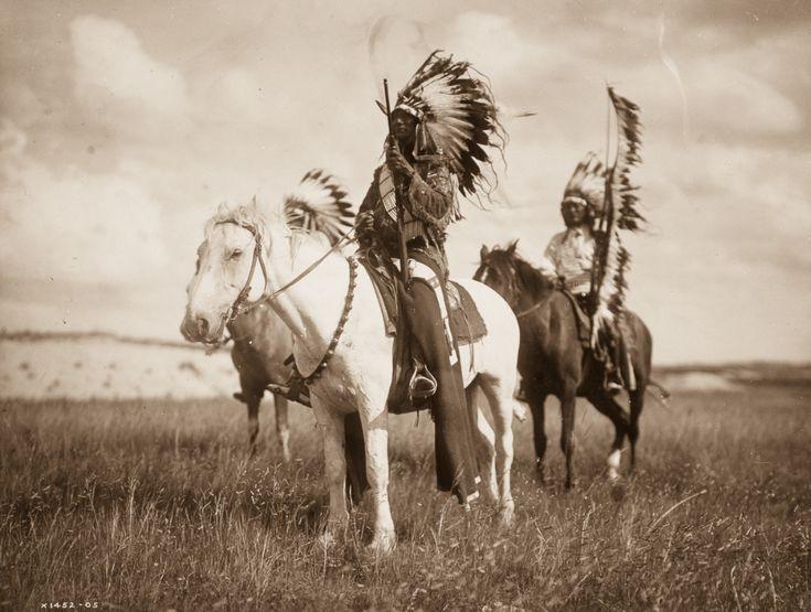 Культура североамериканских индейцев глазами Эдварда ...