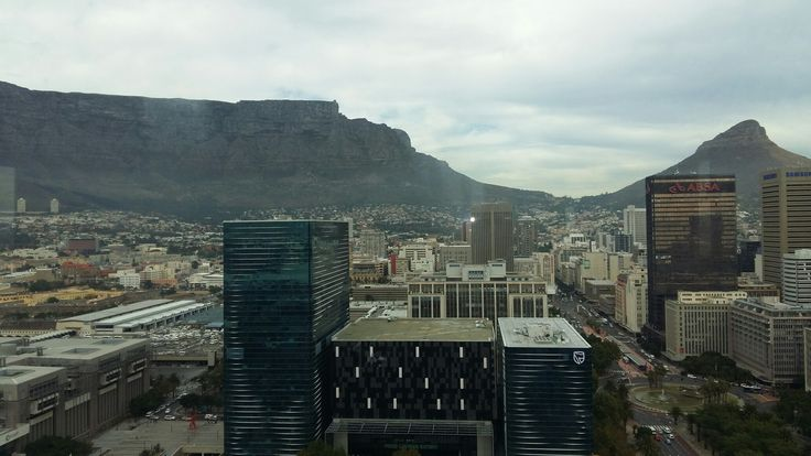 The view from the top... Table Mountain in all its glory #CapeTown #TableMountain #City #Myhood #photography