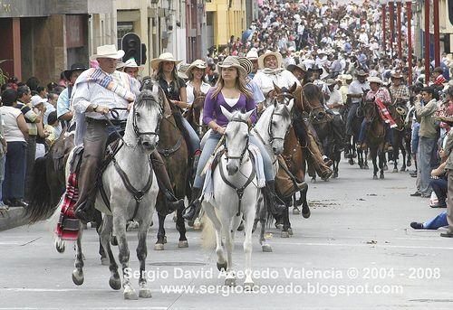 Manizales, Colombia - La Feria (The Fair)