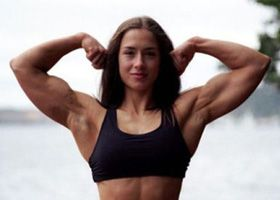 bodybuilding girls