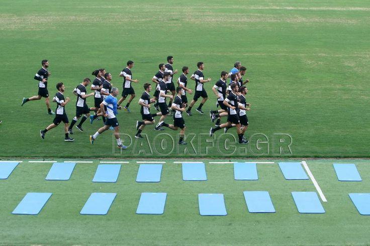 Τρέξιμο, τρέξιμο και πάλι τρέξιμο