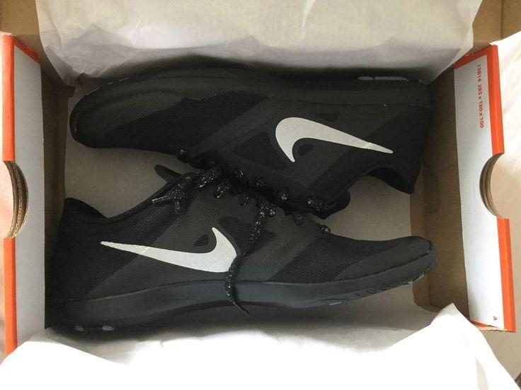 Nike Studio Trainers 2 Print Ladies UK 4.5 EUR 38 USA 7 24cm Black New with Box