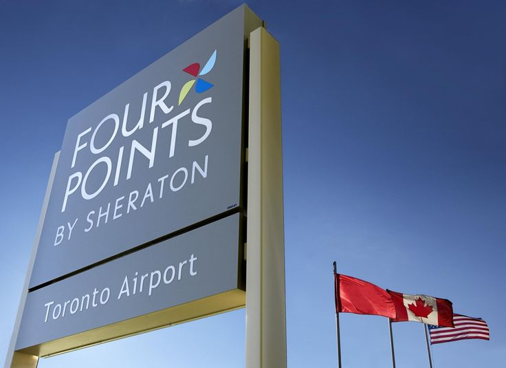 Four Points by Sheraton Toronto Airport in Mississauga, ON