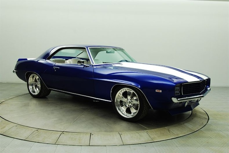 1969 Chevrolet Camaro | RK Motors Charlotte – Collector and Classic Cars for Sale