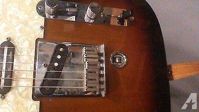 Fender Nashville B-Bender Electric Guitar for Sale in Eugene, Oregon Classified | AmericanListed.com