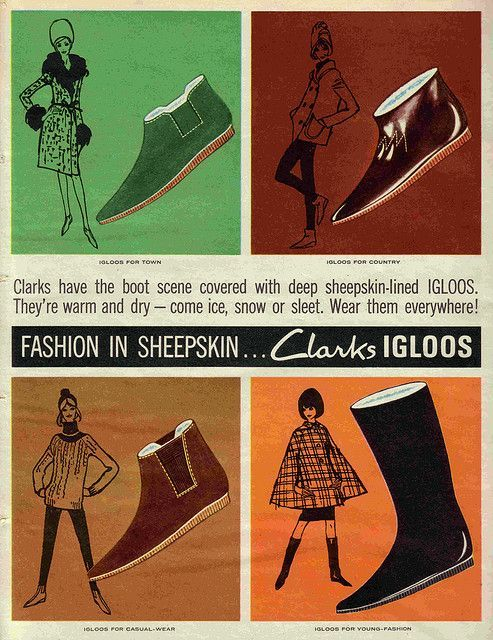 Tread Lightly – Clark's Shoes Adverts
