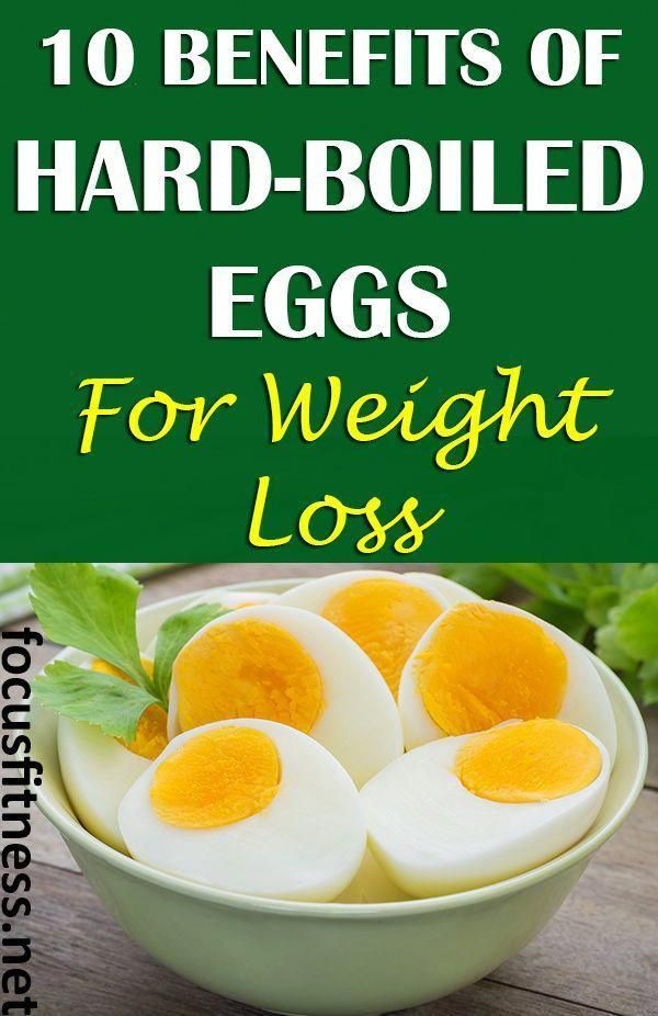 The Boiled Egg Diet regime Improved: Slim down Quicker And Safer! #EggDiet