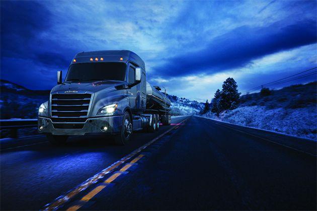 Freightliner Argosy to depart showrooms by 2020   Logistics