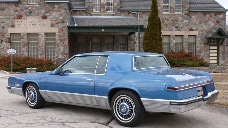 1981 Cadillac Eldorado Pierre Cardin 6.0L, Automatic presented as lot W86 at Indianapolis, IN 2014 - image2