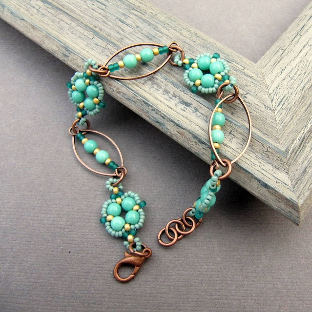 Wire Bracelets With Charms: 248 Best Wire Wrapped Bracelets Images On Pinterest