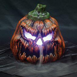 Halloween Sinister Pumpkin Fogger Fog Machine