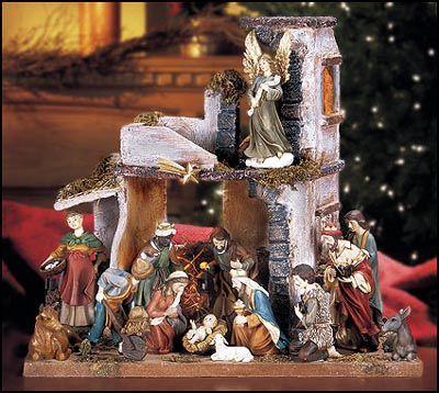 Modelos de nacimientos navideños clásicos | Navidad - Decora Ilumina