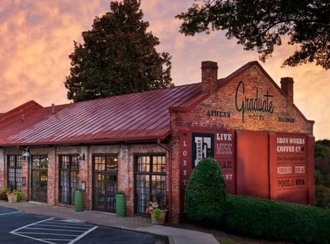 Dog Friendly Hotel in Athens, GA - Graduate Athens - Welcome to Graduate Athens – where your intellectual curiosity meets your favorite place to stay.…