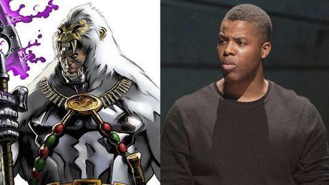 Pantera Negra: Winston Duke ('Person of Interest') será El Hombre Mono en la película de Marvel   El Americano