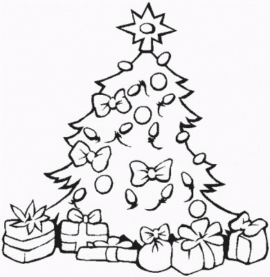 76 best Christmas coloring pages images on Pinterest Adult - new christmas tree xmas coloring pages