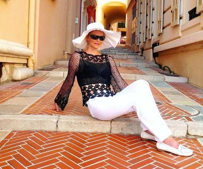"Jurnal cu iz francez de Monalisa Basarab. Episodul al IV-lea : Monaco - Monte Carlo Ziua a IV-a/ Ziua a VIII-a / "" O lume perfectă"""