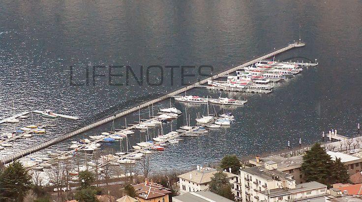 Porto turistico Como
