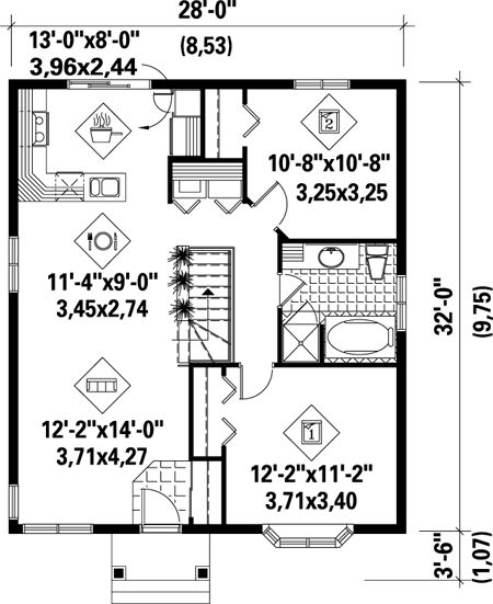 499 best dream house plans images on pinterest dream house plans architecture and small houses - Summer house plans delight relaxation ...