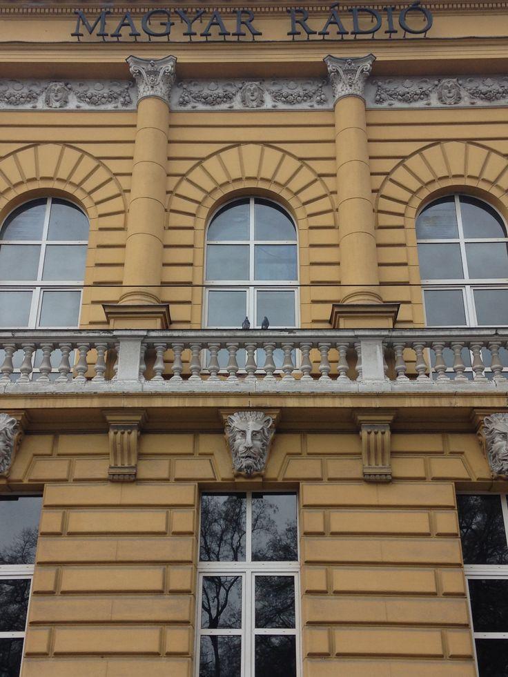 buildings in Szeged