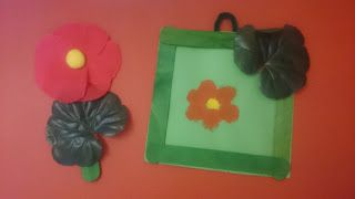 Colors of Life: Flower Crafts