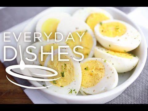 Best 25 how to hardboil eggs ideas on pinterest how to boil how to make perfect hardboiled eggs video ccuart Choice Image