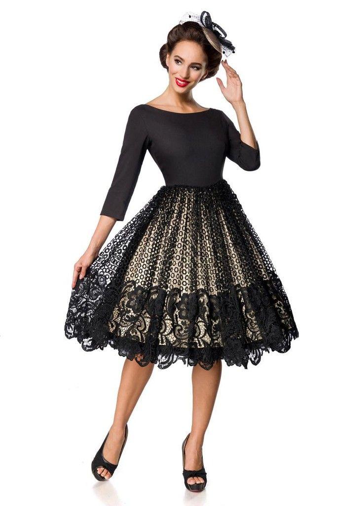 7baf077e9764 Krajkové dámské vintage šaty - koupit online na Glara.cz  saty  šaty  glara   fashion  dámskéšaty  damskesaty