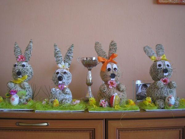 toto je zajačinec, Veľkonočné dekorácie | Artmama.sk