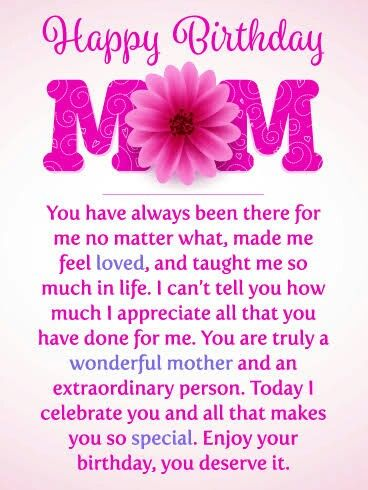 Pin by Amrit on Happy Birthday Collection | Happy birthday mother