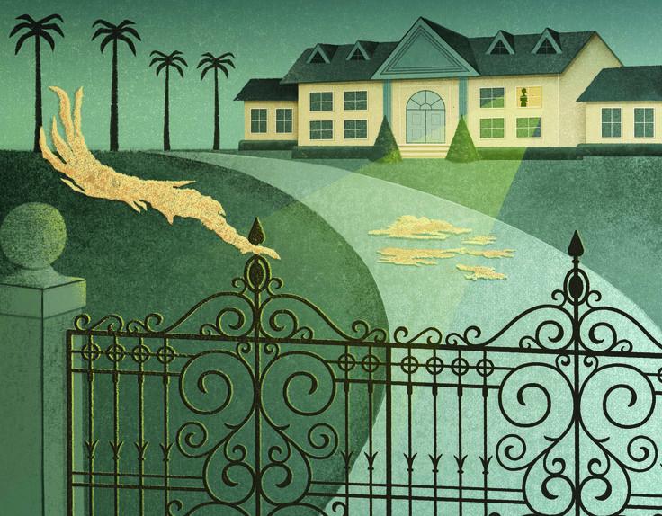 #SevenDeadliesBook #envy  Illustrations by Cecilia Ruiz