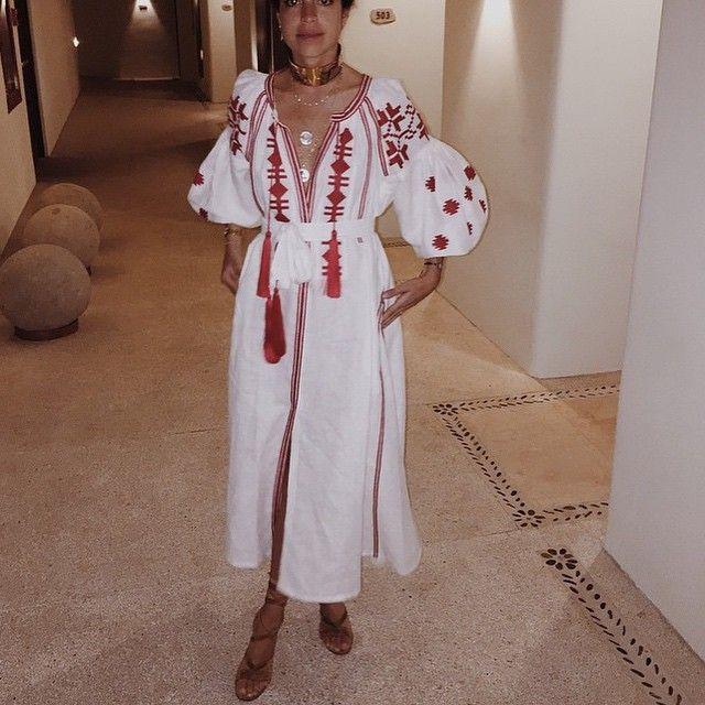 New Beach Celebrity Inspired Deep V neck Dress Women Party ...