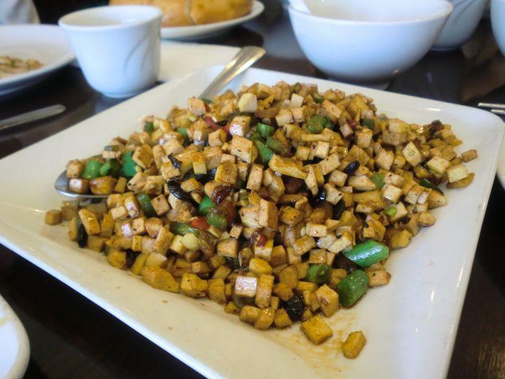 Vegan Chinese Food San Gabriel Valley