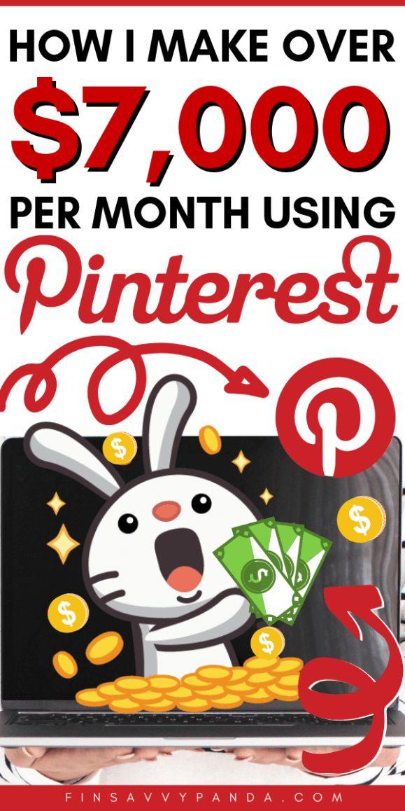 Erfahren Sie, wie Sie mit Pinterest Geld verdienen! Was für eine großartige Geschäftsidee! Das ist ein…   – affiliate marketing for beginners