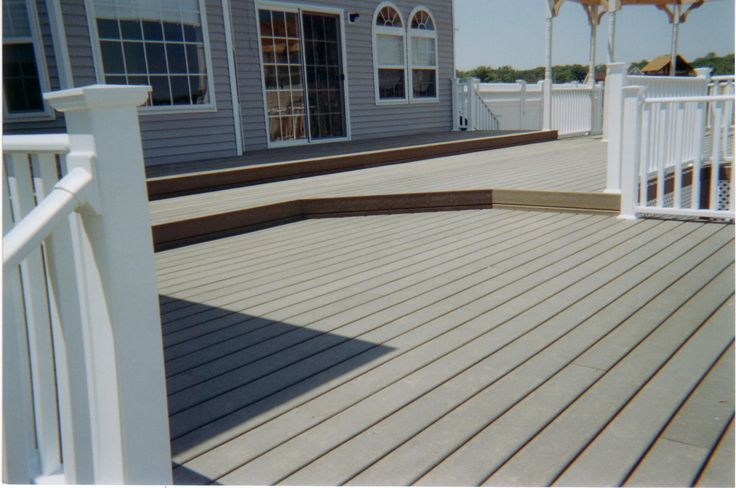 Best 25 best decking material ideas on pinterest patio for Cheap decking kits sale