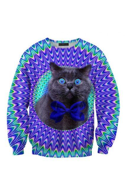 Bluza Crazy Cat/ MR.GUGU & MISS GO/ 134zł