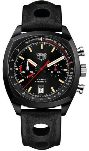TAG Heuer Watch Monza Chronograph Special Edition CR2080.FC6375