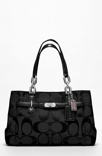 COACH CHELSEA SIGNATURE JAYDEN CARRYALL available at #Nordstrom