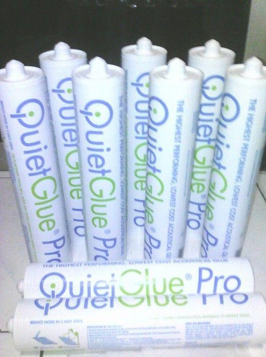 Quiet glue berfungsi meredam suara dan getaran dapat di aplikasikan pada partisi dinding,plafon anda , Cp : 089640556753