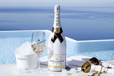 モエ・エ・シャンドンから、氷を浮かべて楽しむ夏期限定シャンパン「アイス アンペリアル」誕生 | ニュース - ファッションプレス