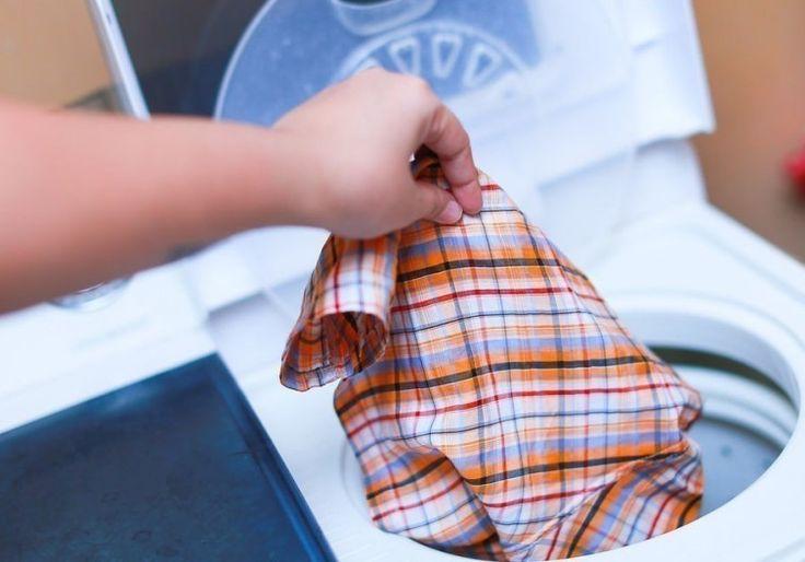 Quitar las arrugas de la ropa - secadora