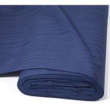 Tissu velours côtelé, bleu marine