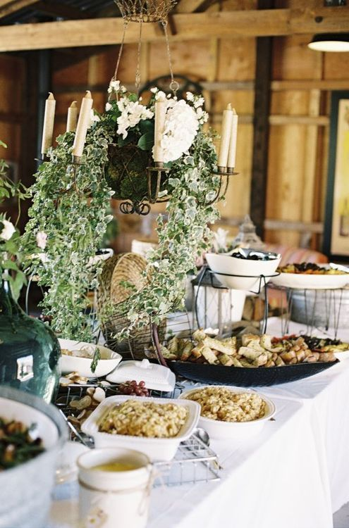 595 Best Wedding Food Display Images On Pinterest
