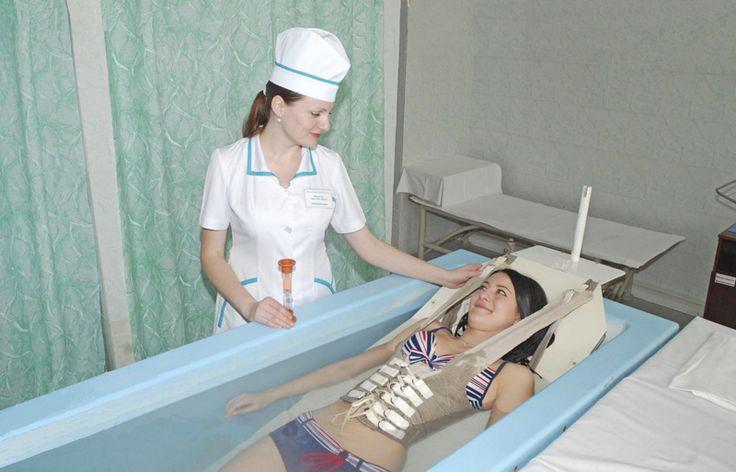 Лечение в санатории имени Лермонтова