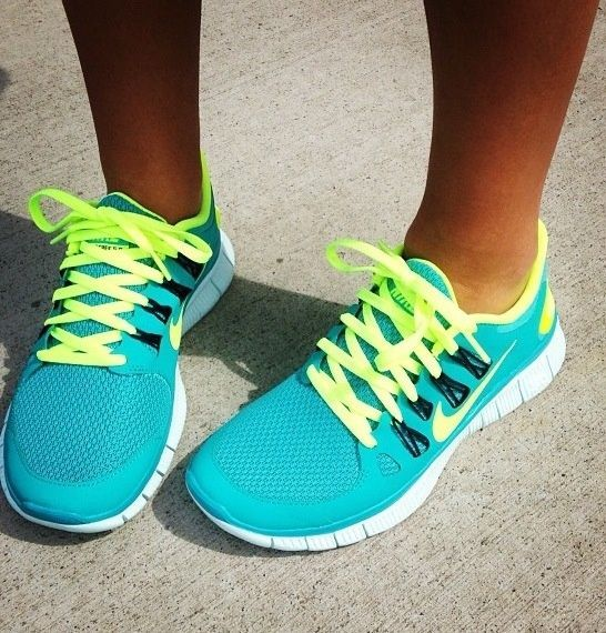 The collocation of the color is pretty. $65.90! | See more about running shoes…