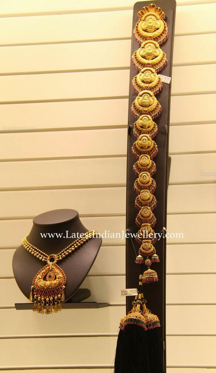 Temple Design Gold Jada