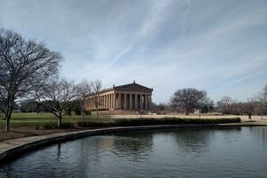 The Parthenon in Nashville Tennessee