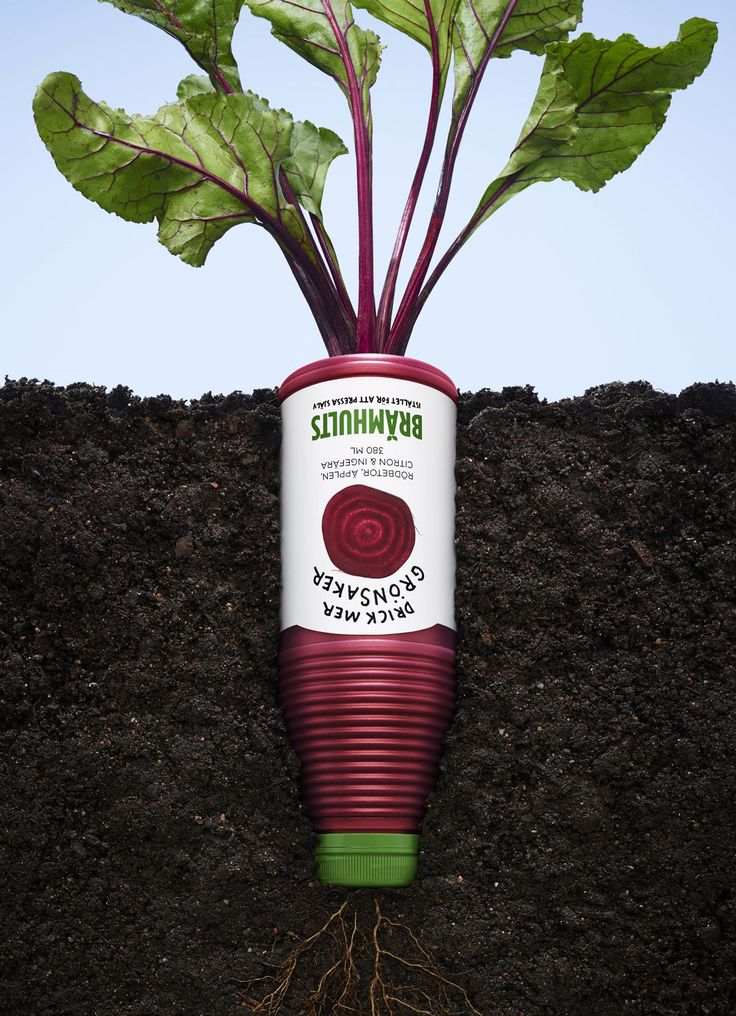 Brämhults: Beets--Drink more vegetables
